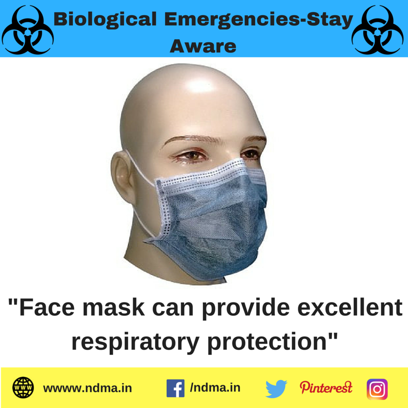Face mask can provide excellent respiratory protection